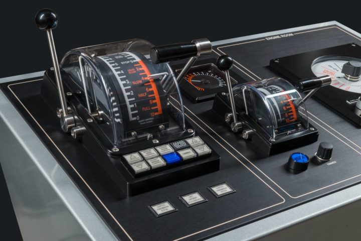 BUK-B control panel